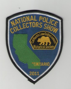 National Show Patch