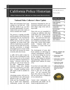 Newsletter, Volume 10 , Issue 2, 2011